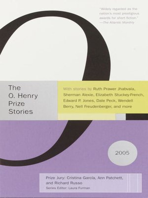 cover image of O. Henry Prize Stories 2005